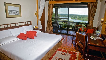 Paraa Safari Lodge Review