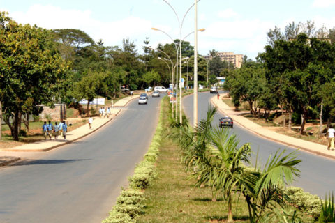 Entebbe Town – Uganda's Cleanest Town